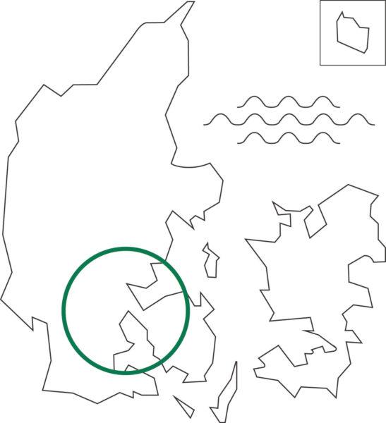 Geografisk område Lodals tegnestue